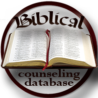 The Biblical Counseling Database logo